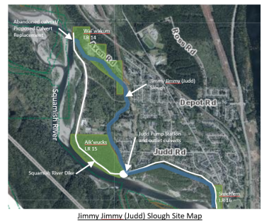 Jimmy Jimmy Slough Site Map