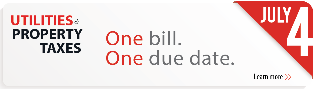 One Bill. One Due Date