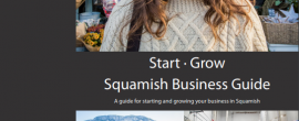 Squamish Business Guide Cover